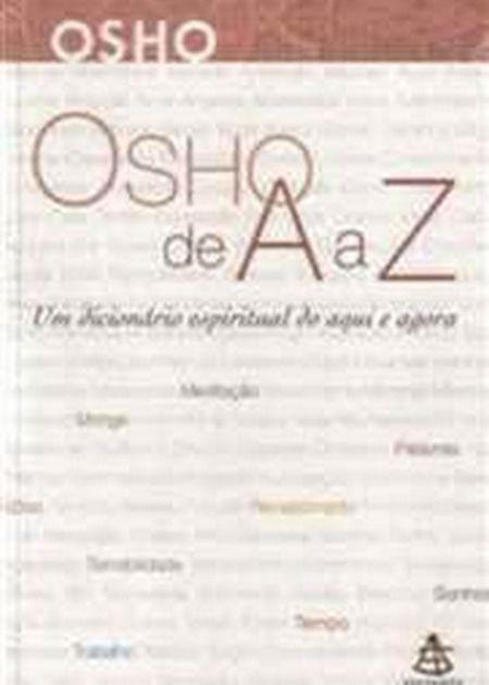 OSHO DE A A Z