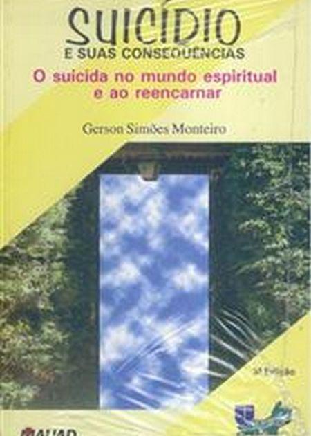 SUICIDIO E SUAS CONSEQUENCIAS