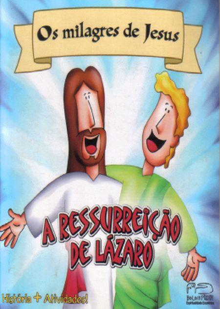 RESSURREICAO DE LAZARO (A) INF.