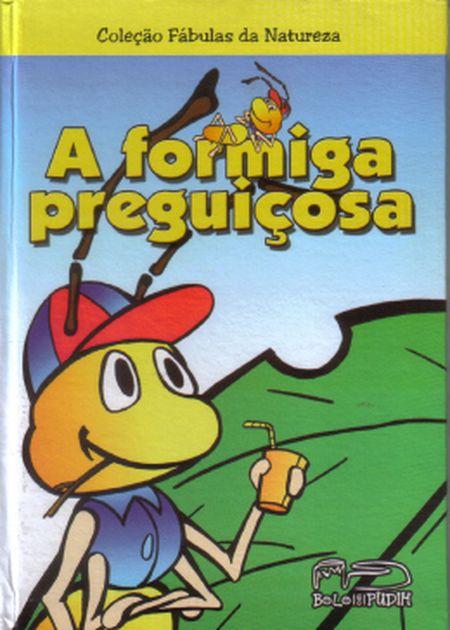 FORMIGA PREGUICOSA (A) INF.