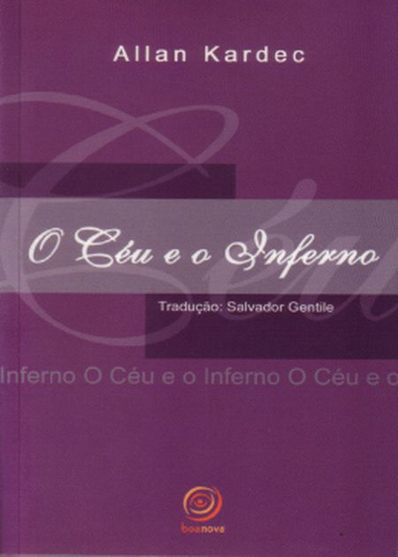 CÉU E O INFERNO (O) - ECONÔMICO