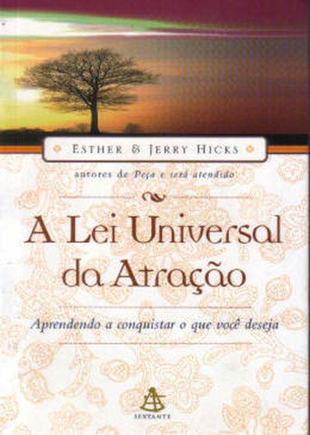 LEI UNIVERSAL DA ATRACAO (A)