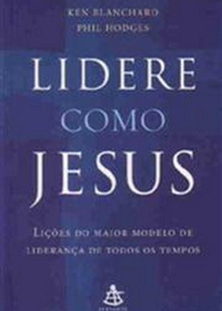 LIDERE COMO JESUS