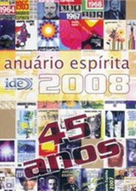ANUARIO ESPIRITA 2008