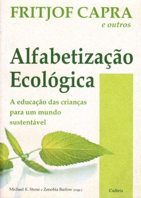 ALFABETIZAÇÃO ECOLOGICA
