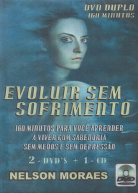 EVOLUIR SEM SOFRIMENTO - DVD DUPLO