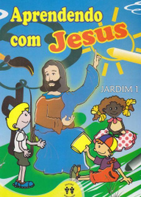 APRENDENDO COM JESUS - JARDIM 1 - INFANTIL