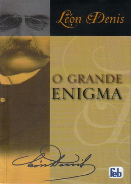 GRANDE ENIGMA (O) - NOVO