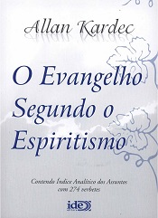 MÉDIO BRANCO - EVANGELHO SEGUNDO O ESPIRITISMO (O)