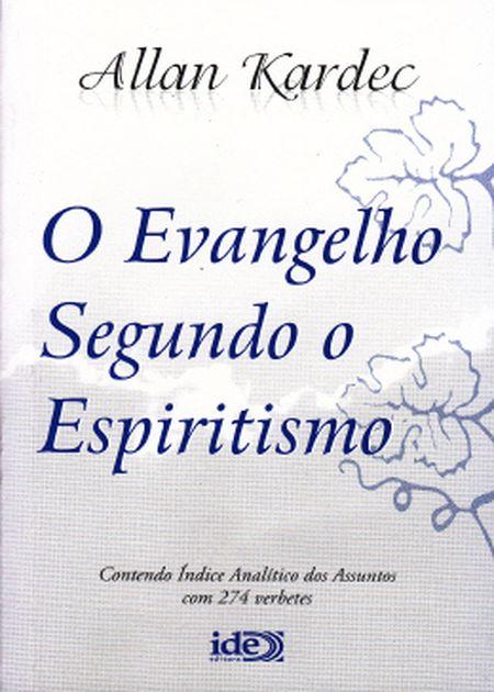 BOLSO BRANCO - EVANGELHO SEGUNDO O ESPIRITISMO (O)