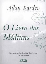 LIVRO DOS MÉDIUNS (O) - MÉDIO BRANCO