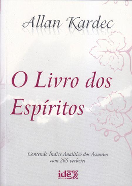 LIVRO DOS ESPÍRITOS (O) - MÉDIO BRANCO