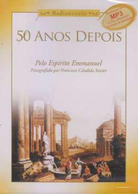 50 ANOS DEPOIS - AUDIOBOOK -MP3 C/ 3 CD´S