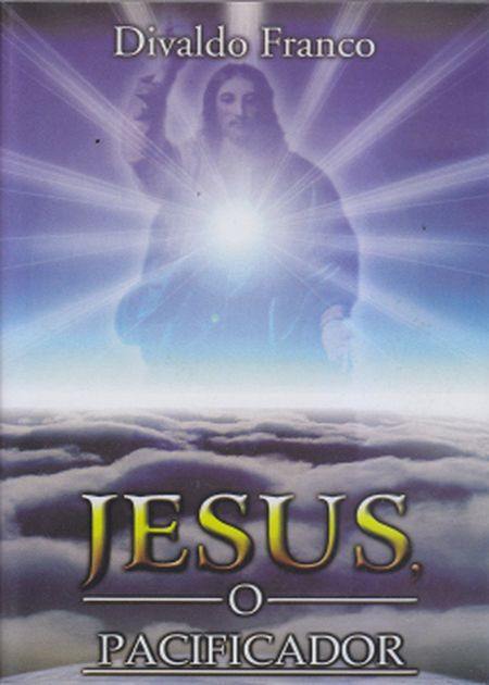 JESUS O PACIFICADOR - DVD
