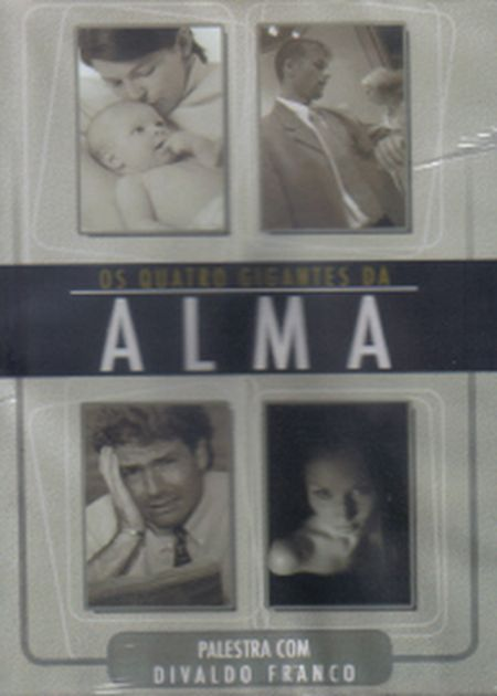 QUATRO GIGANTES DA ALMA (OS) - DVD