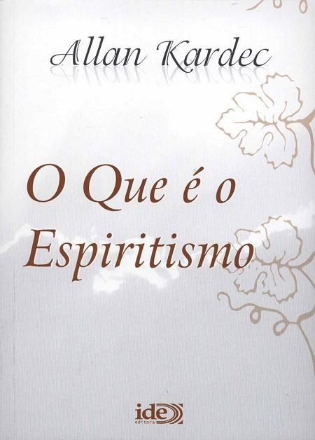 QUE É O ESPIRITISMO (O) - MÉDIO BRANCO