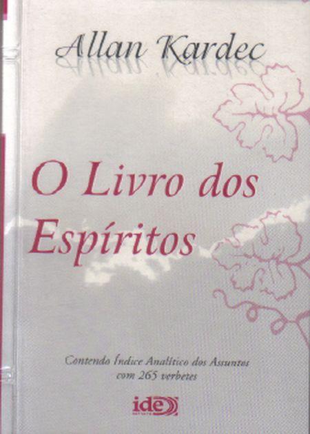 LIVRO DOS ESPÍRITOS (O) - BOLSO BRANCO