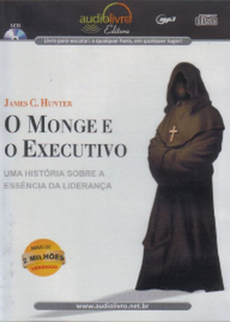MONGE E O EXECUTIVO (O) AUDIOBOOK (MP3)