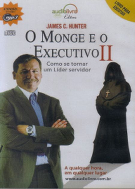MONGE E O EXECUTIVO II (O) - AUDIOBOOK (MP3)