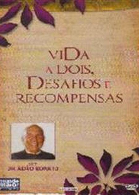 VIDA A DOIS DESAFIOS E RECOMPENSAS - DVD/