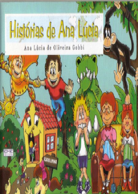 HISTORIAS DE ANA LUCIA - INFANTIL