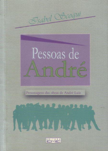 PESSOAS DE ANDRE