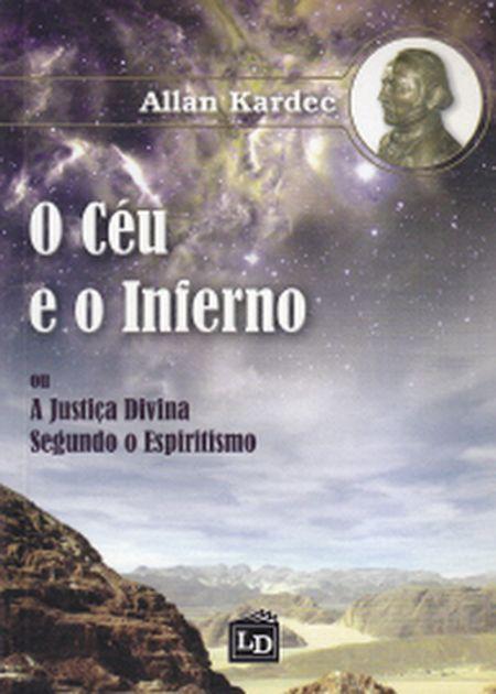 CÉU E O INFERNO (O) - BOLSO