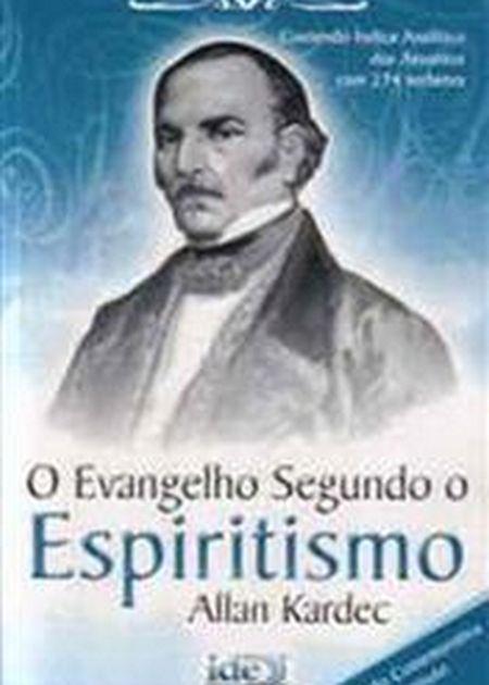EDIÇÃO COMEMORATIVA - EVANGELHO SEGUNDO O ESPIRITISMO (O)