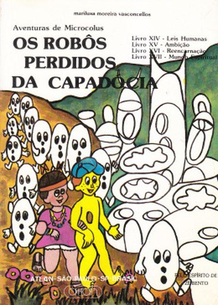 ROBOS PERDIDOS DA CAPADOCIA (OS) - INF.