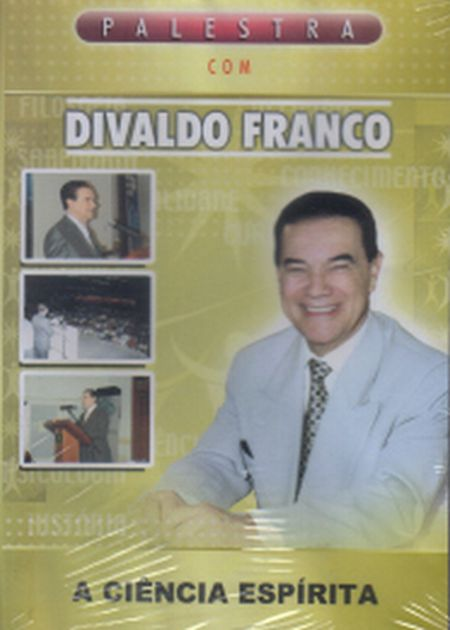 CIÊNCIA ESPÍRITA (A) - DVD