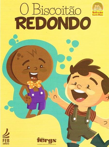BISCOITAO REDONDO (O) - INFANTIL