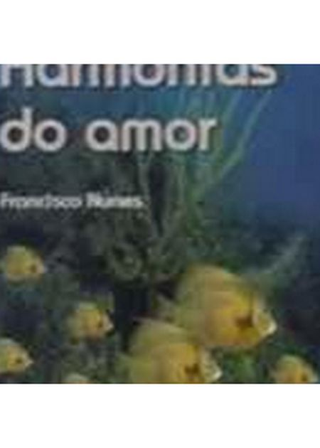 HARMONIAS DO AMOR - CD