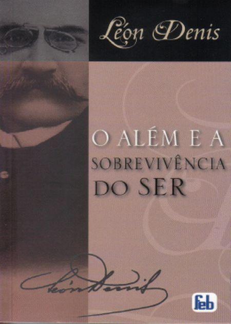 ALEM E A SOBREVIVENCIA DO SER (O)  - NOVO