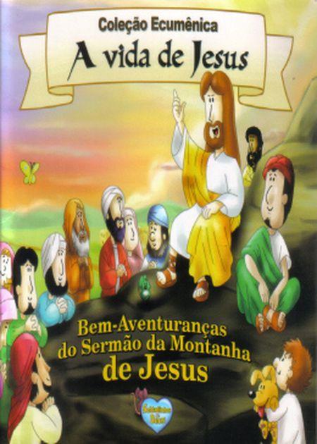 BEM AVENTURANCAS DO SER DA MONTANHA DE JESUS - INF
