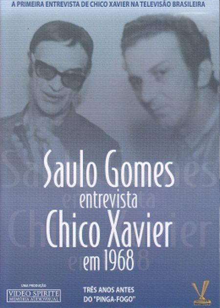 SAULO GOMES ENTREVISTA CHICO XAVIER 1968