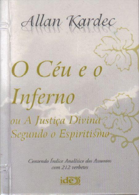 CÉU E O INFERNO (O) - BOLSO BRANCO