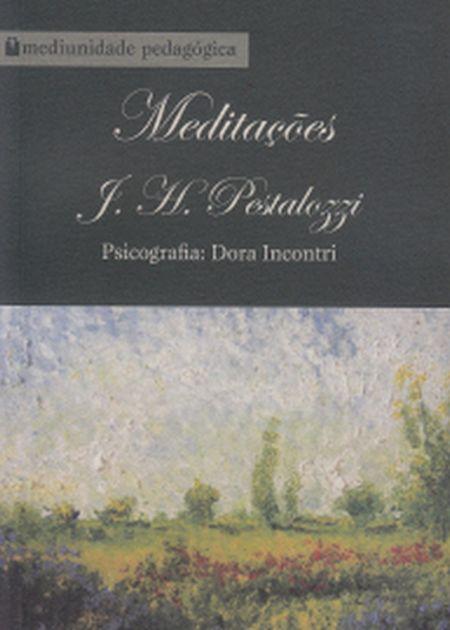 MEDITACOES - BOLSO - COMENIUS