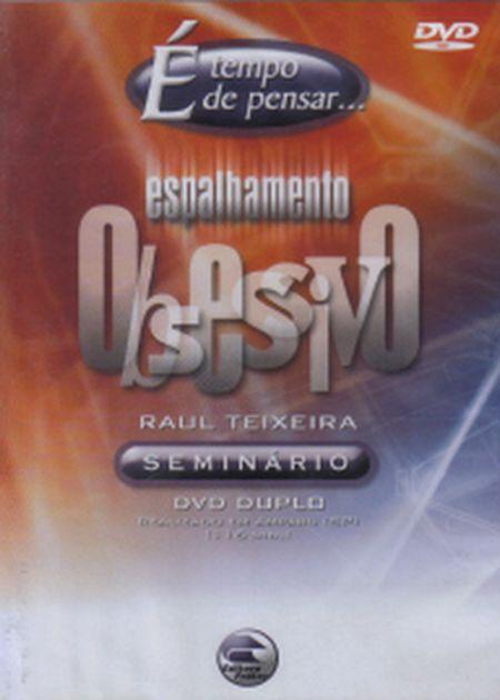 ESPALHAMENTO OBSESSIVO - DVD DUPLO