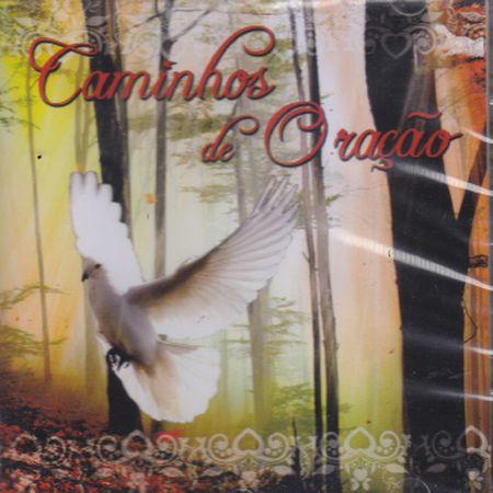 CAMINHOS DE ORACAO - CD