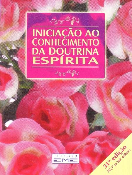 INICIAÇÃO AO CONHECIMENTO DA DOUTRINA ESPIRITA - COLOR