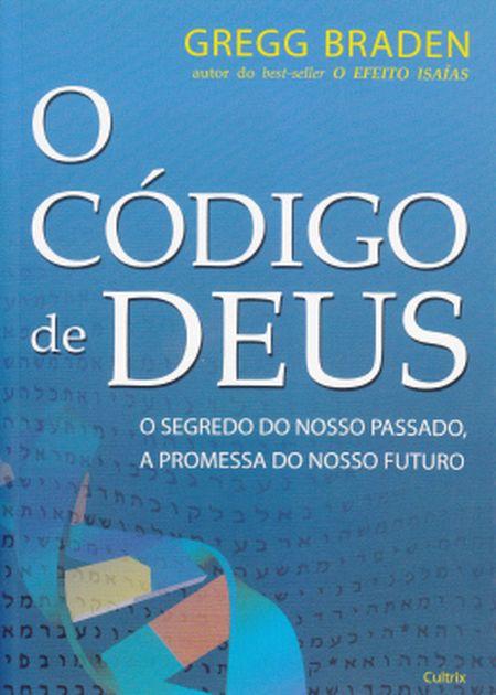 CODIGO DE DEUS (O)