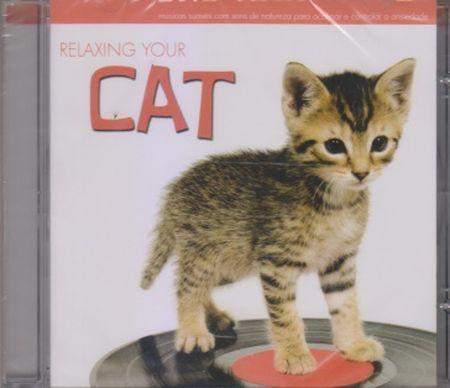 RELAXING YOUR CAT CD