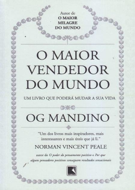 MAIOR VENDEDOR DO MUNDO