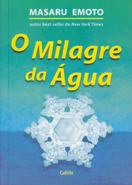 MILAGRE DA AGUA