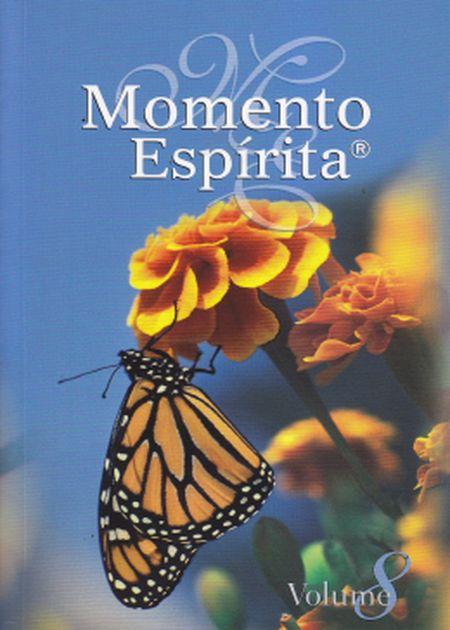 MOMENTO ESPIRITA - LIVRO 8