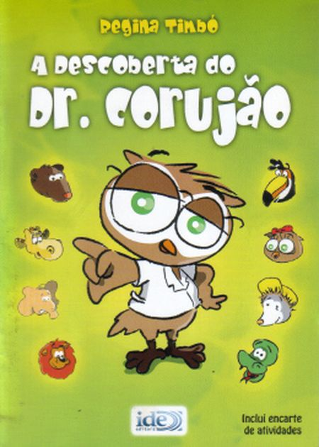 DESCOBERTA DO DR. CORUJAO - INF.