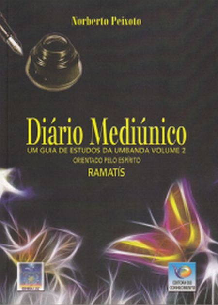 DIARIO MEDIUNICO - TRILOG. VOL II