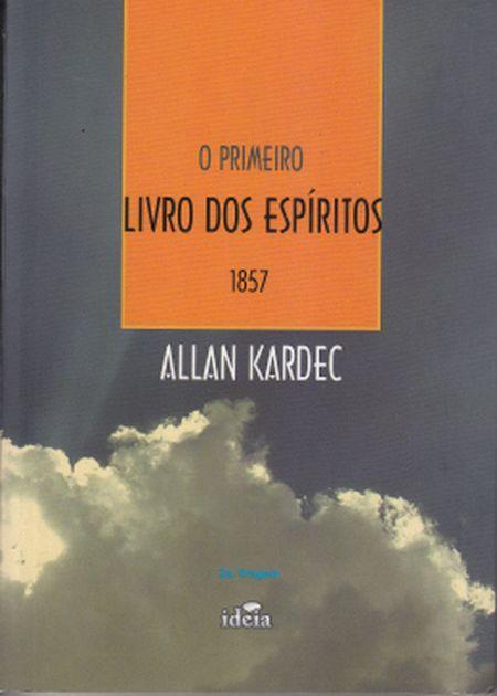 PRIMEIRO LIVRO DOS ESPIRITOS (O)