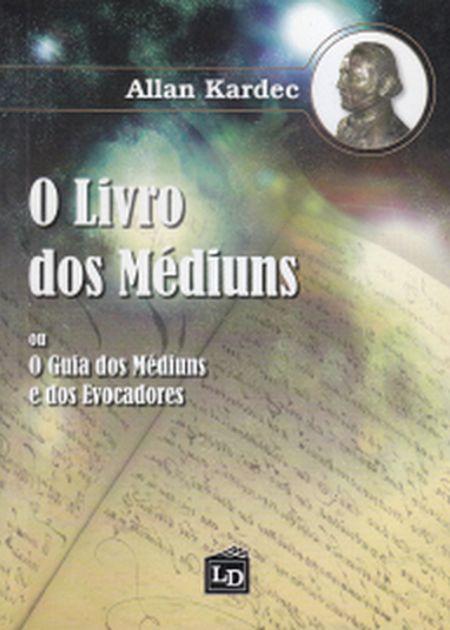 LIVRO DOS MÉDIUNS (O) - ESPIRAL  MÉDIO