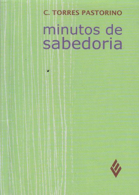 MINUTOS DE SABEDORIA - BOLSO - SAPIENTIA - VERDE